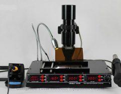 Infrared BGA rework station IE-1000B