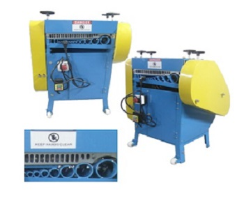 Scrap Wire Stripping Machine
