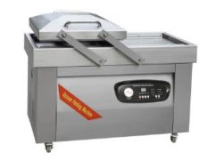 Commercial Grade Chamber Stainless Steel Vacuum Packing Machine For Food