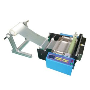 Auto computerized cutting machine for paper/pvc/foam/metal foil IE-HZX100D