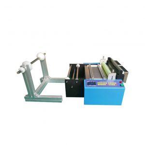 Auto computerized cutting machine for paper/pvc/foam/metal foil IE-HZX100