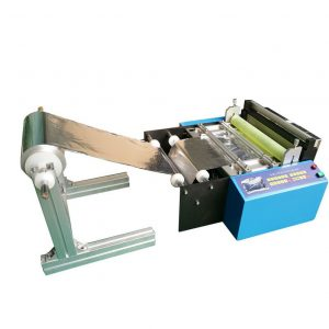 Auto computerized cutting machine for paper/pvc/foam/metal foil IE-HZX100